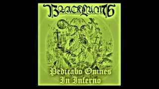 BLACK LUNG -Pedicabo Omnes In Inferno 13 song 7 inch EP