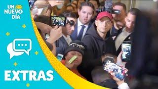 'Chicharito' llora por su retiro del equipo europeo   Un Nuevo Día   Telemundo