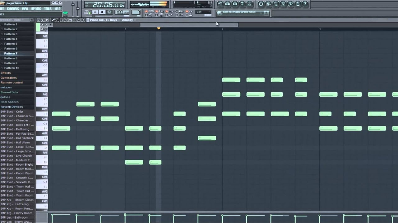 how to make a melody from keyboard fl studio