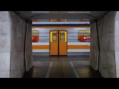 Sounds Of Yerevan Metro