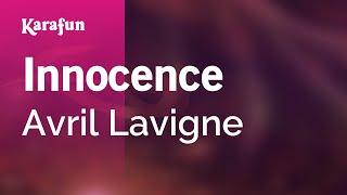 Karaoke Innocence - Avril Lavigne *