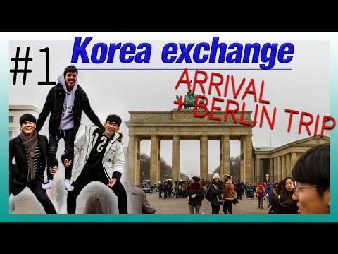Das Abenteuer beginnt✈ #1- German-Korea exchange | LB Films