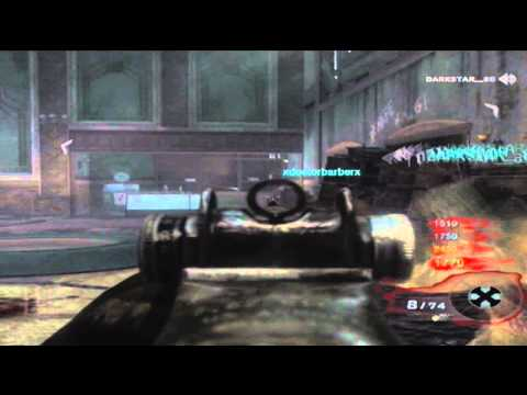 Call of Duty Black Ops Zombies Kino Der Totten Corner glitch