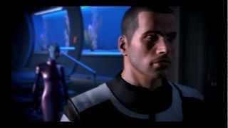 Mass Effect 2 - Shepard and Liara speak about Tali