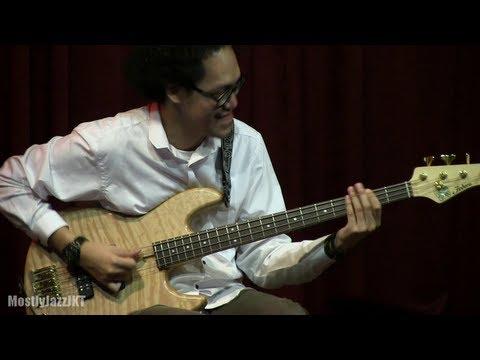 Endah N Rhesa - Silence Island ~ Liburan Indie @ Mostly Jazz 23/08/13 [HD]