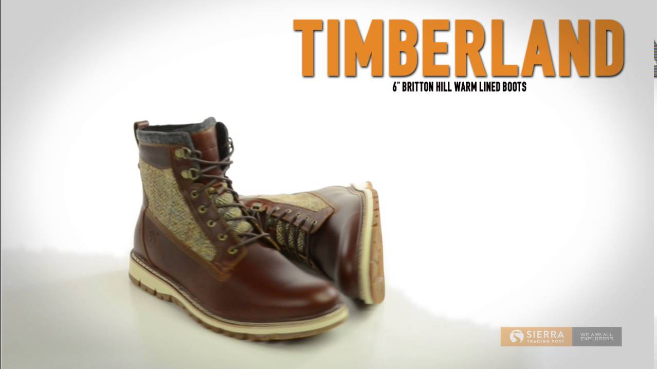 timberland britton hill 6