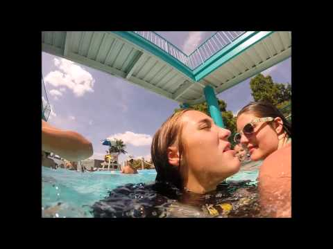 Hurricane Harbor GoPro 2015
