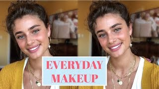 Taylor Hill Everyday Makeup Routine