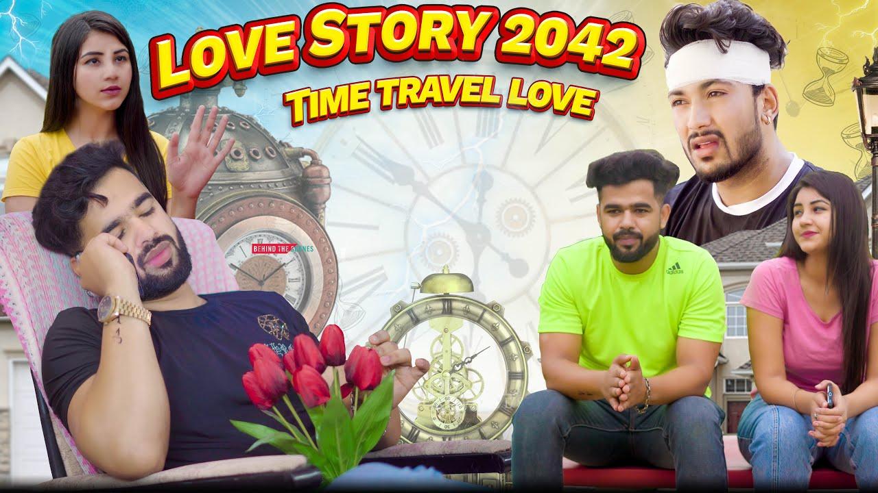 Love Story 2042 - Time Travel Love - Hola Boys