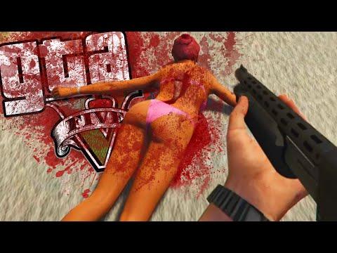 GTA V PS4 - O OCO Fatal
