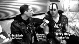 The Misfits Jerry Only says Glen Danzig needs to Repent & Jesus Christ is God. part 2