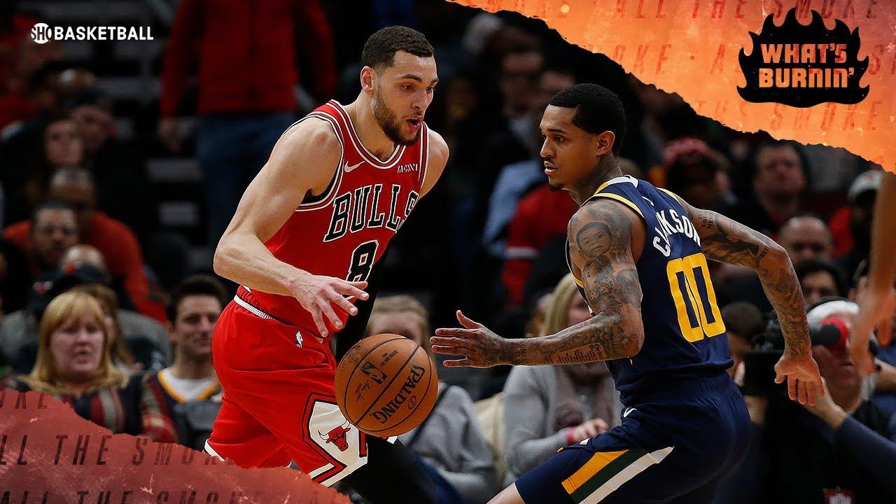 Download Matt & Stak Share Their Under The Radar NBA Players   WHAT'S BURNIN'   SHOWTIME Basketball