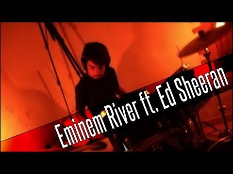 Eminem - River ft. Ed Sheeran | Drum Cover
