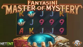видео Fantasini: Master of Mystery – онлайн игровой автомат NetEnt