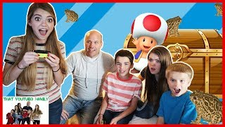 Counting Toads, Finding Treasure / That YouTub3 Family