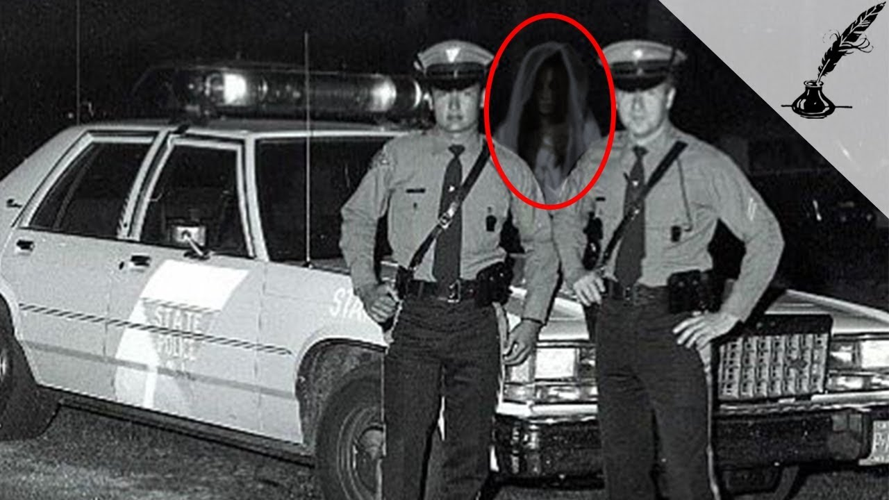 5 Chilling Paranormal Events Witnessed By Police
