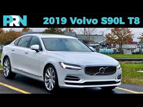 Long Wheelbase PHEV | 2019 Volvo S90 T8 Inscription  | TestDrive Spotlight