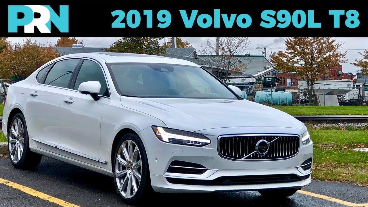 Long Wheelbase Phev 2019 Volvo S90 T8 Inscription Testdrive Spotlight