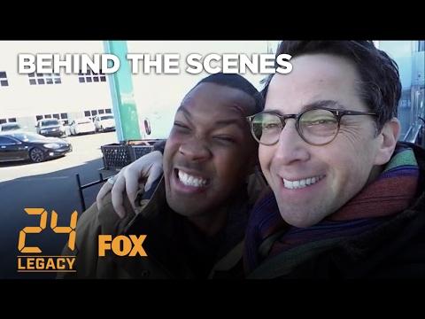 SetLife: Dan Bucatinsky Goes   Season 1  24: LEGACY