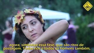 REFLETINDO A DEUSA - PERSÉFONE - Lagoa Conceição