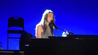 Sara Bareilles - She Used To Be Mine from Waitress the Musical