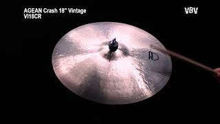 "18"" Crash Vintage video"