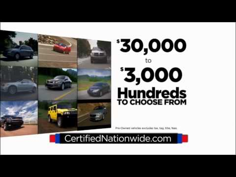 Certified Nationwide Auto Sales in Panama City, FL