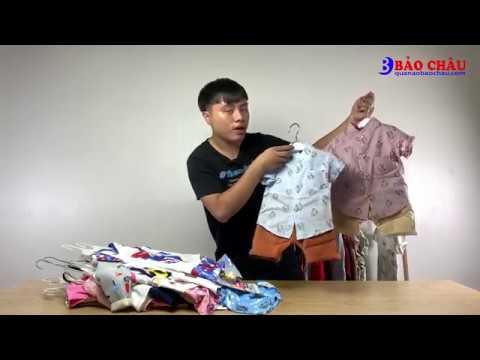 Quần áo trẻ em giá sỉ tại TPHCM - Giá Xưởng Tìm Đại Lý Toàn Quốc