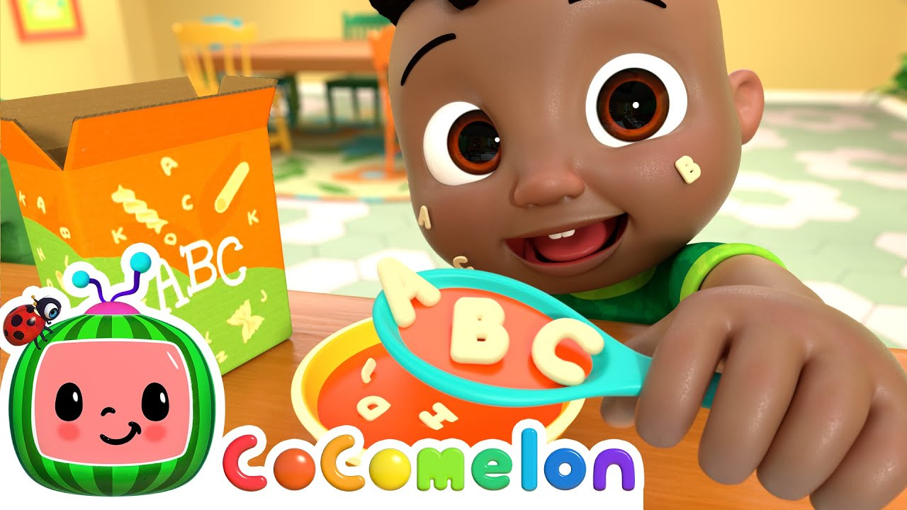 Download ABC Soup Song   CoComelon Nursery Rhymes & Kids Songs