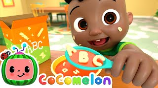 ABC Soup Song | CoComelon Nursery Rhymes & Kids Songs