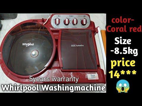 Whirlpool 8.5KG Washing machine    whirlpool semi automatic washing machine    UNBOXANDREVIEWINHINDI