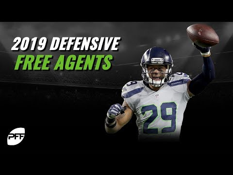 An Early Look at Top 2019 Free Agents on Defense   PFF