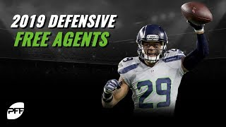 An Early Look at Top 2019 Free Agents on Defense | PFF
