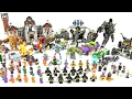 Full Collection LEGO Batman Movie Sets In One Video - New for 2017