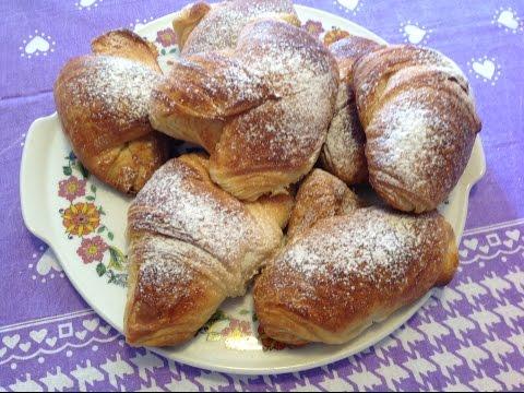 Ricetta Croissant Sfogliati - Chef Stefano Barbato