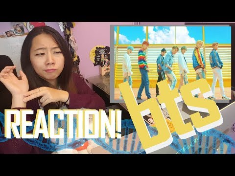 BTS Reaction - DNA