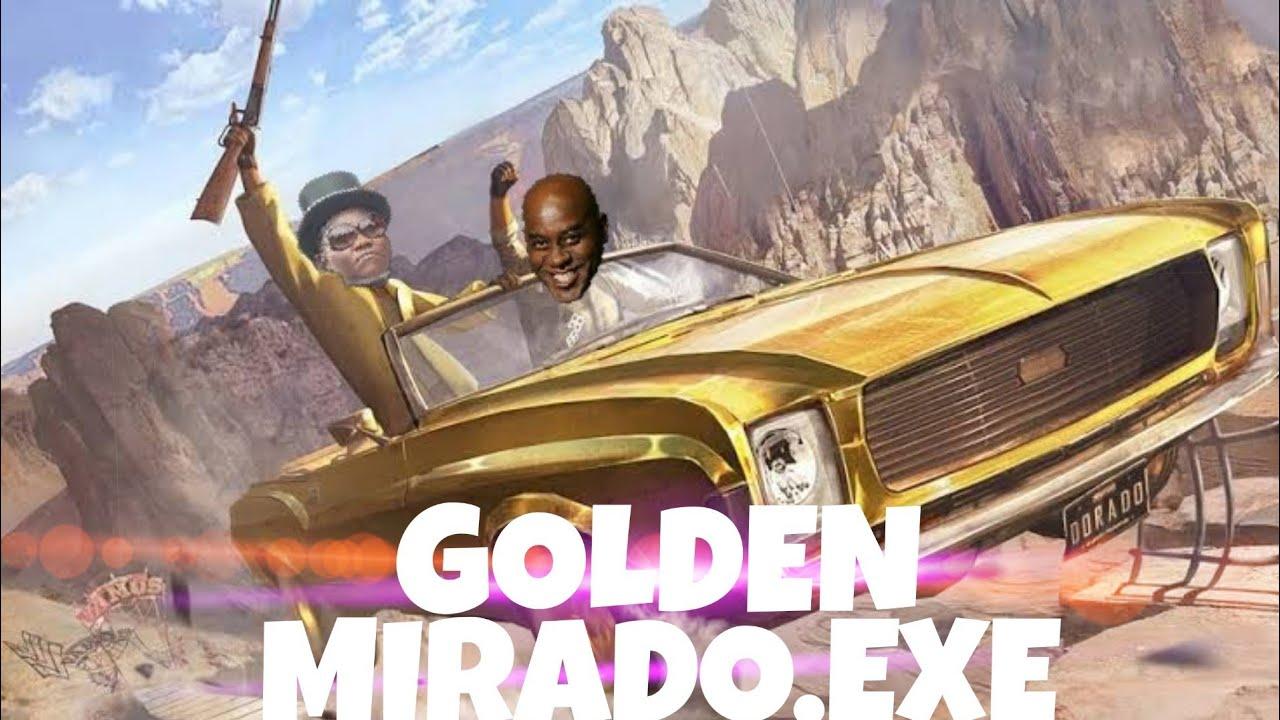 GOLDEN MIRADO.exe   ASTRO GAMING'S