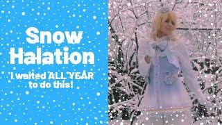 Eli Ayase: Snow Halation (@dreamlifecosplay) #lovelive #anime #vlogmas #happyholidays