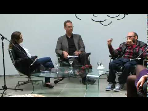 Ryan Gander 'In Conversation' with Louise Hayward and Greg Hilty