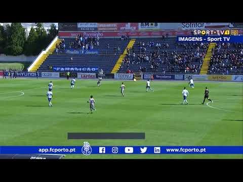 Futebol: Famalicão-FC Porto B, 4-2 (Ledman LigaPro, 7.ª jor., 27/10/18)
