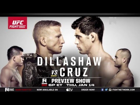 5 Rounds Today - UFC Fight Night Boston & Prestige Fight Club 2 Preview