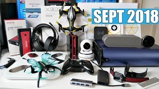 Coolest Tech of the Month September 2018 - EP#16 - Latest Gadgets You Must See