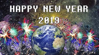 Happy New Year 2019 Announcement in Description