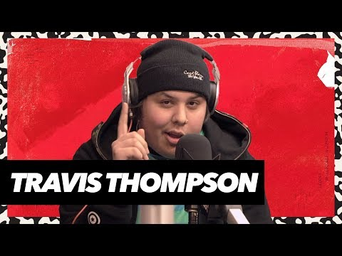 Travis Thompson Freestyles Over Classic Lil Wayne Beat