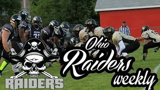 OHIO RAIDERS WEEKLY | Episode 1 | vs Southern Michigan Timberwolves