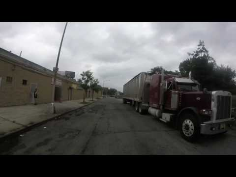 My GoPro Video Of A Bike Ride Through Soundview, Bronx, New York