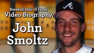 John Smoltz - Baseball Hall of Fame Biographies