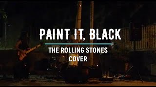 Paint It, Black, The Rolling Stones cover, Music Band The Restart official