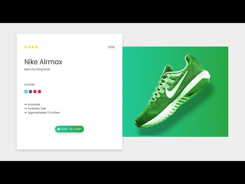 Bootstrap Product Card | Product Card CSS | Coding League