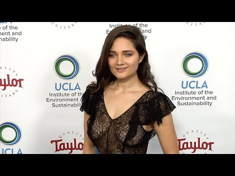Meg Haywood Sullivan 2018 UCLA IoES Gala Blue Carpet